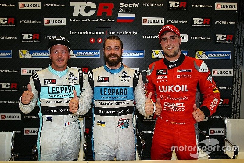 Sochi qualifying – First pole for Comini and Volkswagen