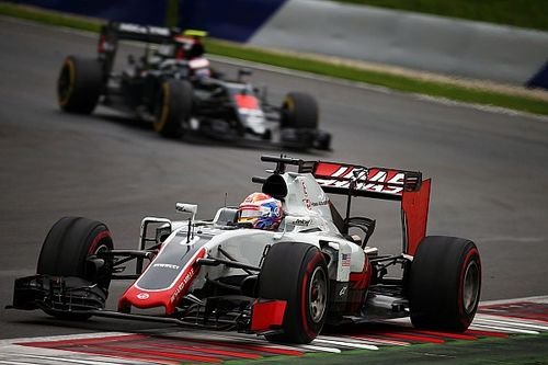Grosjean: Haas as fast as McLaren in Austria