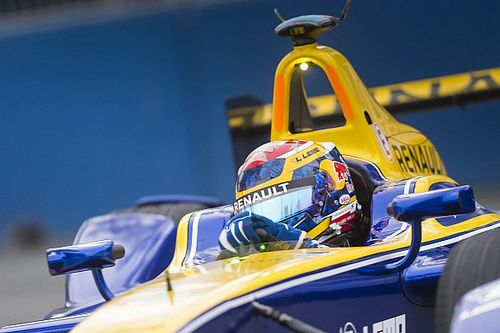 Berlin ePrix: Buemi heads Turvey in opening practice