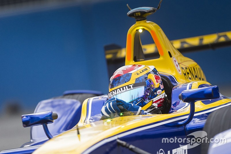Berlin ePrix: Buemi heads Turvey in opening practice