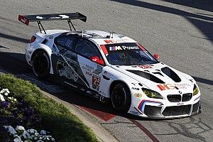 A disappointing race for BMW Team RLL at Laguna Seca