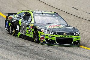 """Dale Jr. predicts lots of """"slipping and sliding"""" at Richmond"""