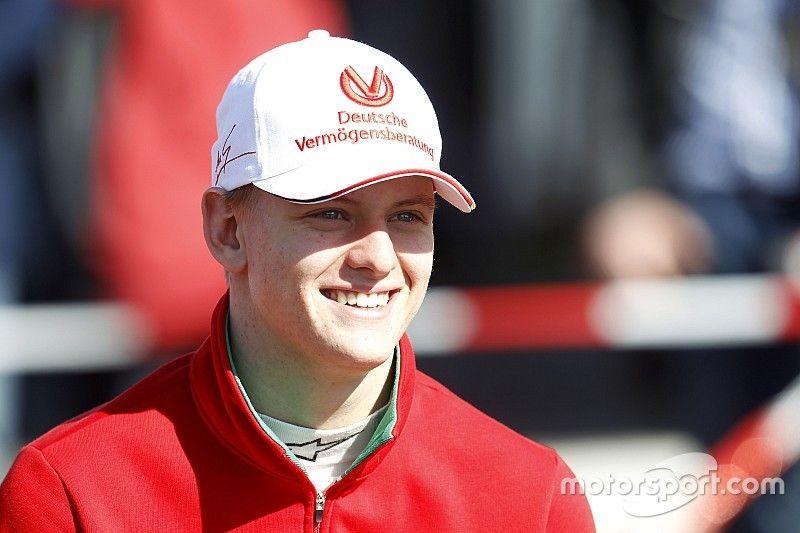 Schumacher correrá la F3 con Prema