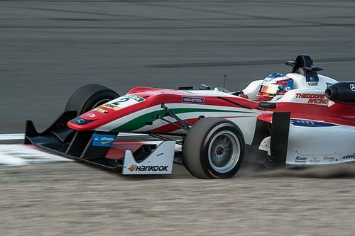 Zandvoort F3: Cassidy bounces back to claim maiden win