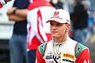 Шумахер програв боротьбу за титул в італійській Ф4