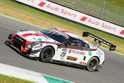 Sean Walkinshaw sbarca nel Tricolore GT con la Drive Technology