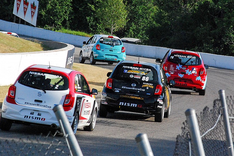 Kevin King wins in dramatic fashion at Canadian Tire Motorsport Park