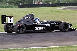 Chennai III MRF F1600: Anand controls Race 3
