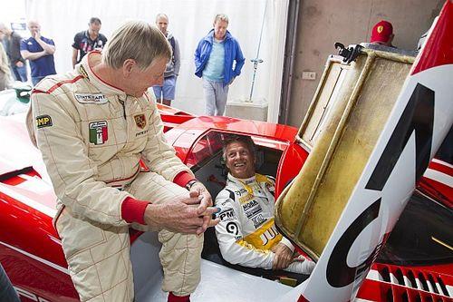 """Lammers herbeleeft Porsche-ervaring van 45 jaar geleden: """"Net een tijdmachine"""""""