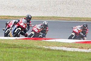 ATC Malaysia: Gilang pole position, Gerry start ketiga
