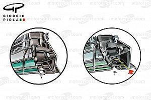 Formel-1-Technik: Wie Mercedes für 2017 entwickelt – oder trickst