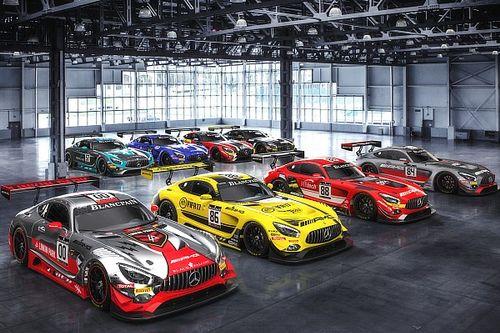 24h Spa: Das Aufgebot von Mercedes