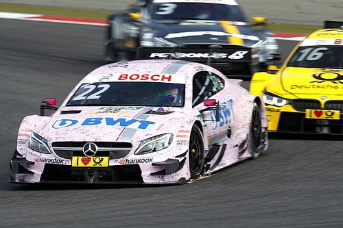 Nurburgring DTM: Auer again quickest in qualifying