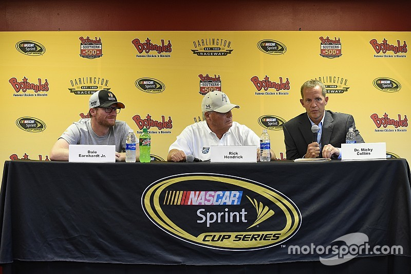 Opinion: Dale Jr. doesn't sound like a driver ready to call it quits