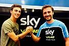 Bagnaia ke Moto2 bersama Sky Racing Team VR46