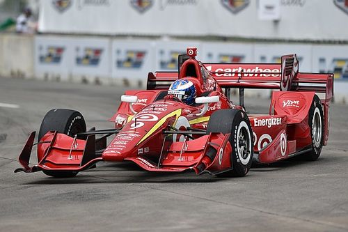 Ganassi team burned by collisions and strategy