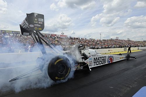 NHRA New England Nationals postponed until Monday, June 6