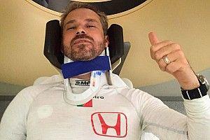 "Monteiro: ""Incidente bruttissimo, ma sto bene!"""