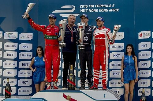 Hong Kong ePrix: Top 5 quotes after race