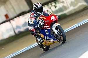 ATC Jepang: Gerry lawan rasa sakit untuk finis keenam