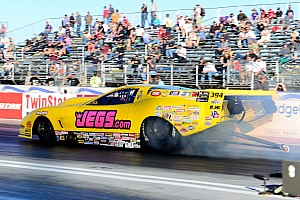 NHRA Breaking news Troy Coughlin Jr. signs with Kalitta team for 2017