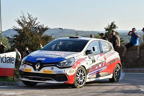 Luca Panzani è il campione del Trofeo Clio R3T Top