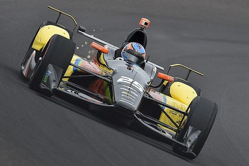 "Stefan Wilson: ""An amazing feeling at Indy"""