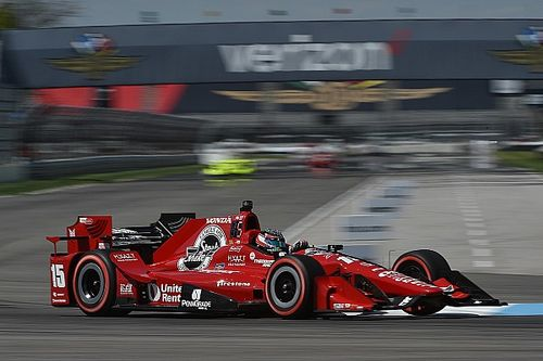 Rahal tops warmup at IMS