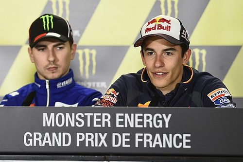 Lorenzo and Marquez given bodyguards for Mugello
