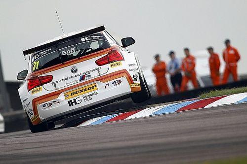 Thruxton BTCC races should not have been shortened - Goff