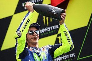 "Rossi: ""No veo la hora de llegar a Mugello"""