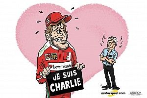 L'humeur de Cirebox - Vettel est Charlie!