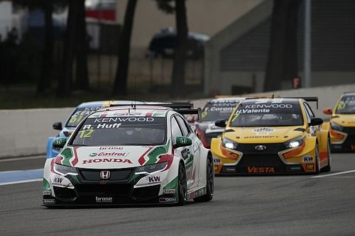 Huff bullish of WTCC title chances after first Honda win