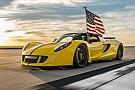 Hennessey Venom GT Spyder haalt 427,3 km/u, is snelste cabrio ooit