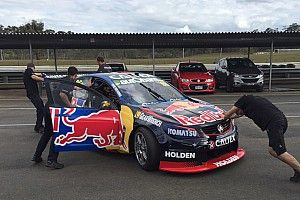 Whincup impressed with new chassis