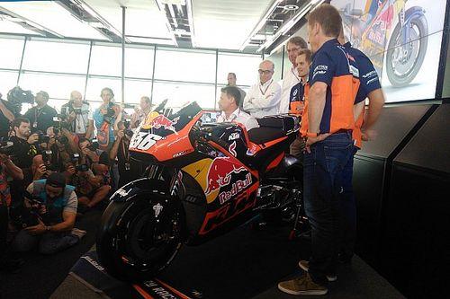KTM presenta su moto para la temporada 2017