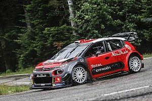 WRC 2017: Sebastien Loeb will weitere Tests mit Citroen durchführen