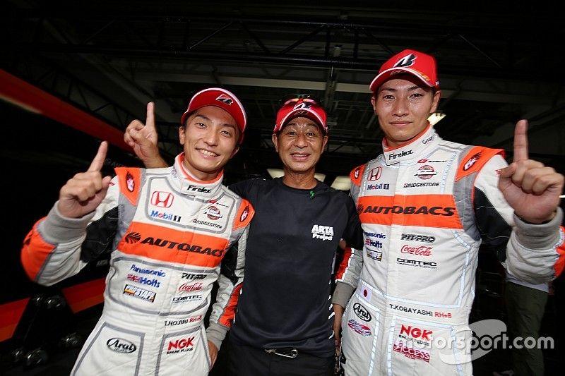 Fuji Super GT: ARTA Honda takes second straight pole
