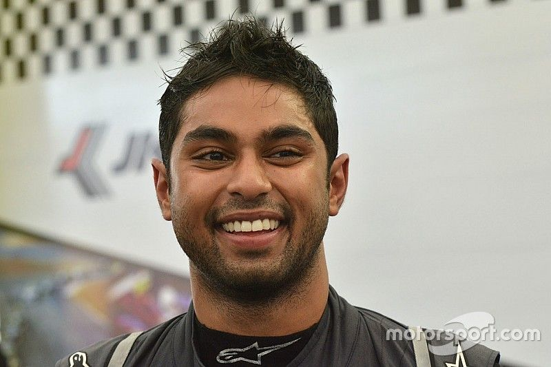 Buddh JK Tyre: Reddy holds off Prasad for Race 1 win
