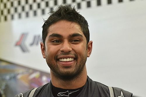 Buddh JK Tyre: Reddy holds off Prasad for Race 1 win