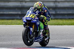 MotoGP Noticias Rossi descarta usar el nuevo carenado de Yamaha este fin de semana en Austria