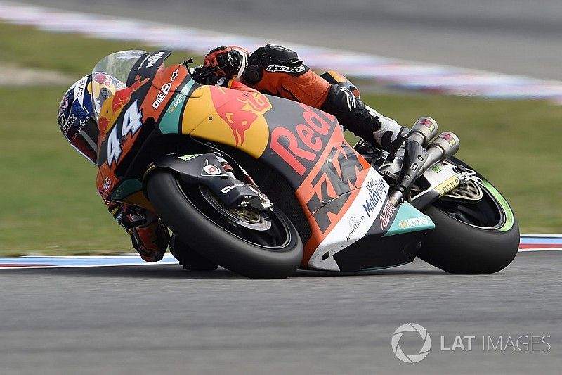 KTM retains Oliveira, Binder for 2018 Moto2 season