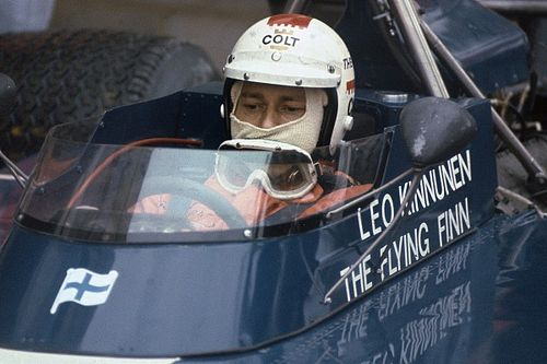 Умер первый финский пилот Формулы 1