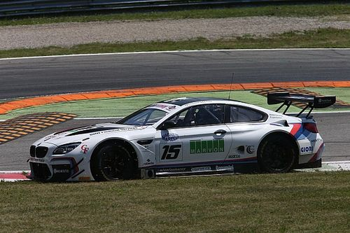 Mugello, Q1 SGT3-GT3: Cerqui in pole davanti a Gai