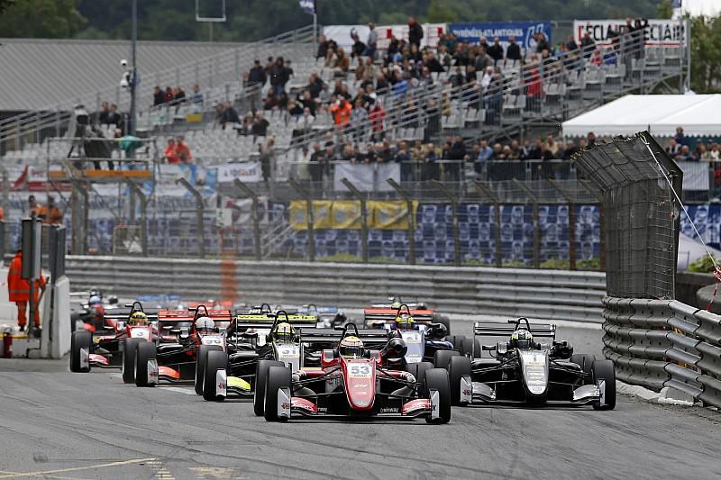 2018 Avrupa F3 takvimi açıklandı