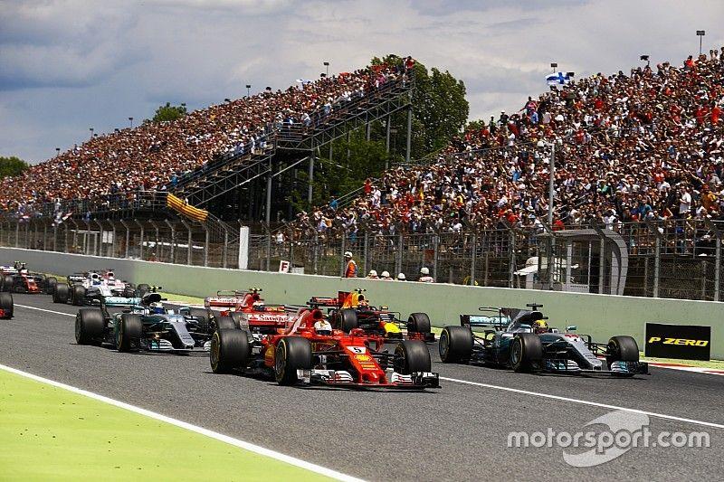 """Les fans soutiennent une F1 qu'ils jugent plus """"passionnante"""""""
