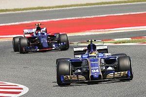 Wehrlein senang Sauber bisa imbangi Toro Rosso