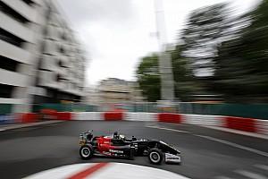 F3-Euro Crónica de Carrera Joel Eriksson gana la primera carrera de la F3 en Pau