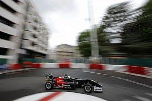 Joel Eriksson gana la primera carrera de la F3 en Pau
