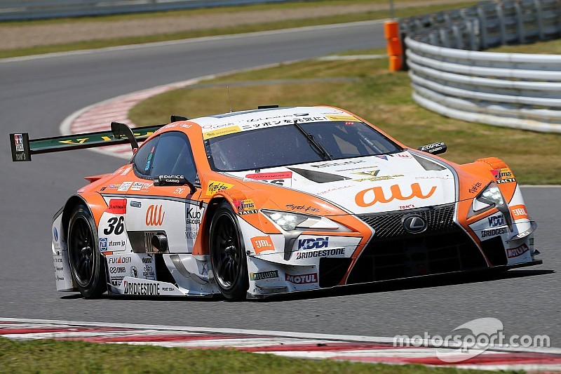 Autopolis Super GT: Nakajima, Rossiter win after race-deciding crash